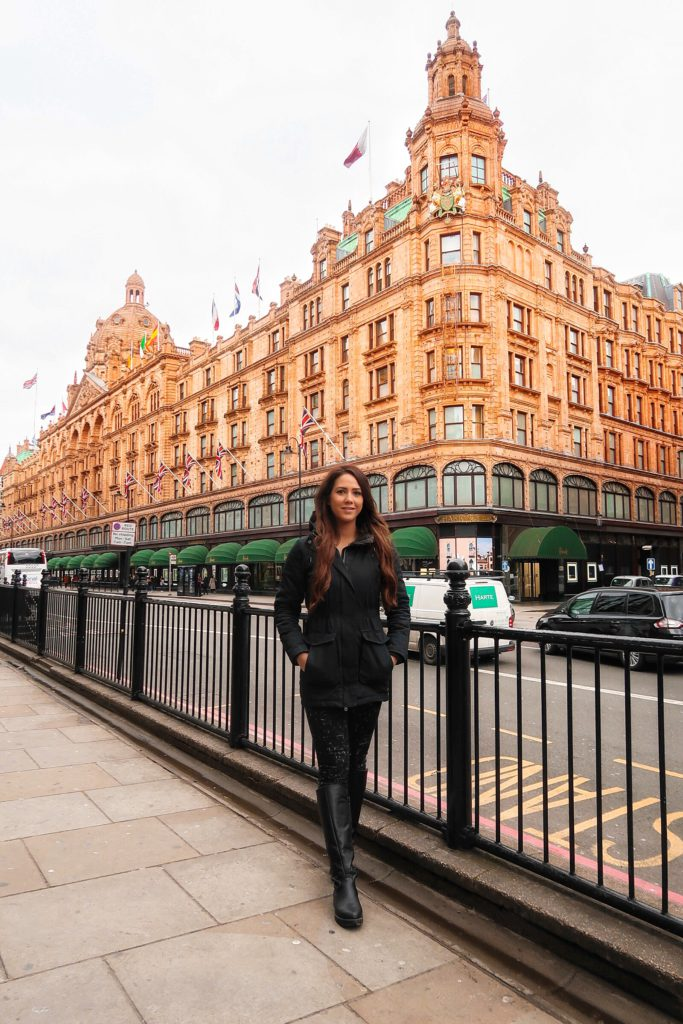 travelbird, tips londen, stedentrip londen, harrods, reisblog